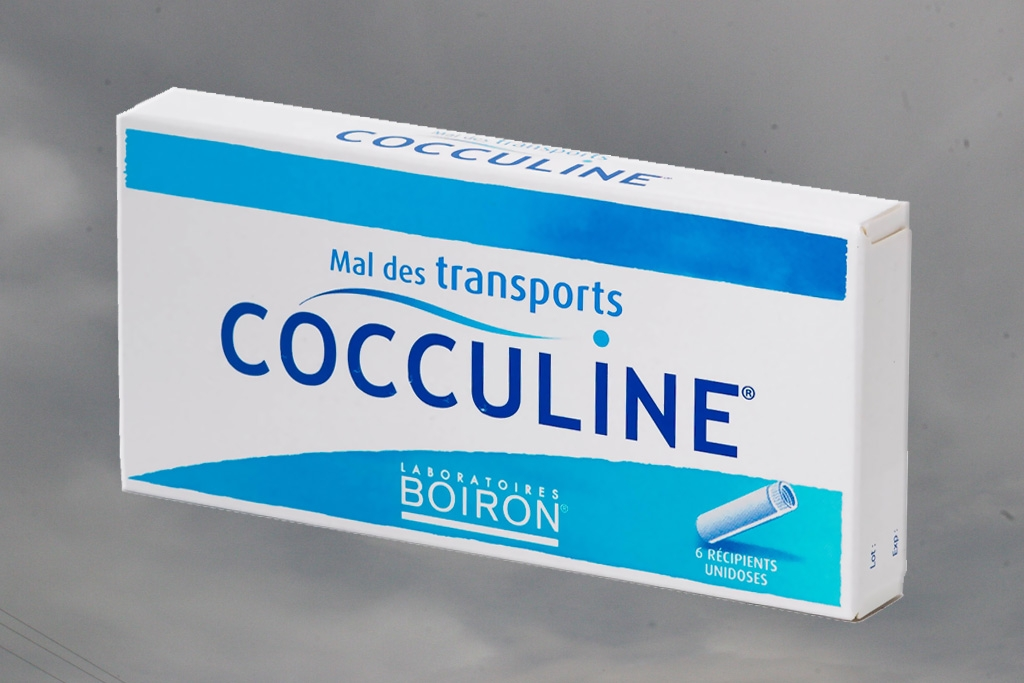 cocculine mal des transports